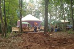 30/10 yurt Open House