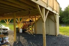 30' yurt